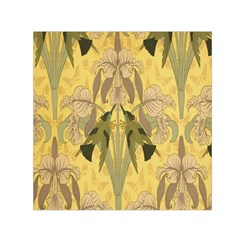 Art Nouveau Small Satin Scarf (square) by 8fugoso