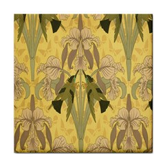 Art Nouveau Tile Coasters by 8fugoso
