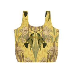 Art Nouveau Full Print Recycle Bags (s)  by 8fugoso