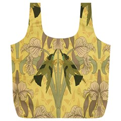 Art Nouveau Full Print Recycle Bags (l)  by 8fugoso
