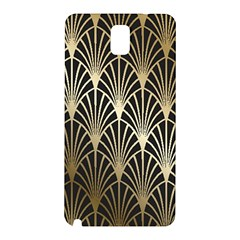 Art Deco Samsung Galaxy Note 3 N9005 Hardshell Back Case by 8fugoso