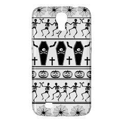 Halloween Pattern Samsung Galaxy Mega 6 3  I9200 Hardshell Case by ValentinaDesign