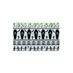 Halloween pattern Cosmetic Bag (XS) Front