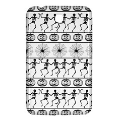 Halloween Pattern Samsung Galaxy Tab 3 (7 ) P3200 Hardshell Case  by ValentinaDesign