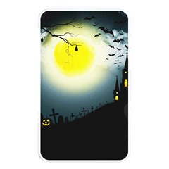 Halloween Landscape Memory Card Reader by ValentinaDesign