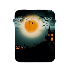 Halloween Landscape Apple Ipad 2/3/4 Protective Soft Cases by ValentinaDesign
