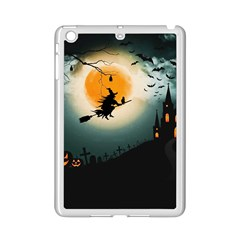 Halloween Landscape Ipad Mini 2 Enamel Coated Cases by ValentinaDesign