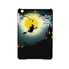 Halloween Landscape Ipad Mini 2 Hardshell Cases by ValentinaDesign