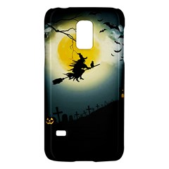 Halloween Landscape Galaxy S5 Mini by ValentinaDesign