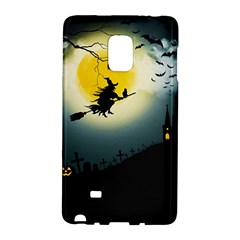 Halloween Landscape Galaxy Note Edge by ValentinaDesign