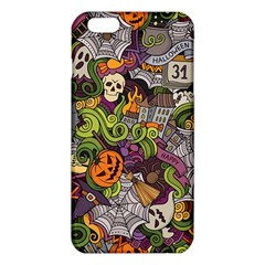 Halloween Pattern Iphone 6 Plus/6s Plus Tpu Case by ValentinaDesign
