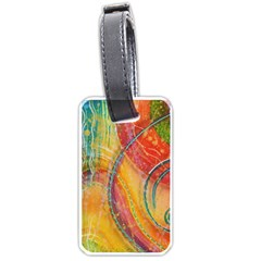 Img 5782 Luggage Tags (one Side)  by CreativeSoul