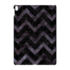 Chevron9 Black Marble & Black Watercolor Apple Ipad Pro 10 5   Hardshell Case by trendistuff