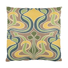Art Nouveau Standard Cushion Case (one Side) by 8fugoso