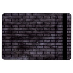 Brick1 Black Marble & Black Watercolor (r) Ipad Air 2 Flip by trendistuff