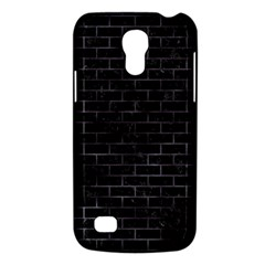 Brick1 Black Marble & Black Watercolor Galaxy S4 Mini by trendistuff
