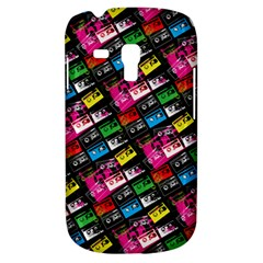 Pattern Colorfulcassettes Icreate Galaxy S3 Mini by iCreate