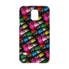 Pattern Colorfulcassettes Icreate Samsung Galaxy S5 Hardshell Case