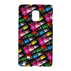 Pattern Colorfulcassettes Icreate Galaxy Note Edge by iCreate