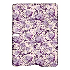 Vegetable Cabbage Purple Flower Samsung Galaxy Tab S (10 5 ) Hardshell Case  by Mariart