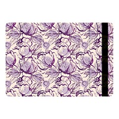 Vegetable Cabbage Purple Flower Apple Ipad Pro 10 5   Flip Case by Mariart