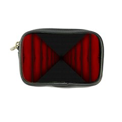 Black Red Door Coin Purse by Mariart