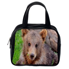 Baby Bear Animals Classic Handbags (one Side) by Mariart