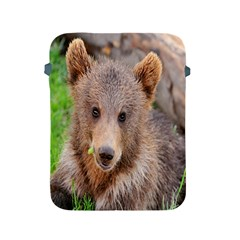 Baby Bear Animals Apple Ipad 2/3/4 Protective Soft Cases by Mariart