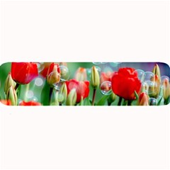 Colorful Flowers Large Bar Mats by Mariart