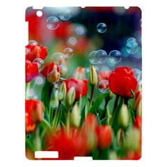 Colorful Flowers Apple Ipad 3/4 Hardshell Case by Mariart