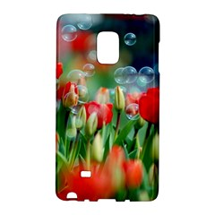 Colorful Flowers Galaxy Note Edge by Mariart
