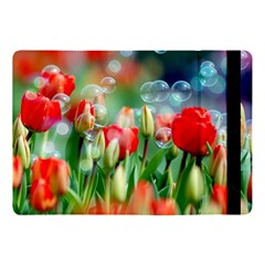 Colorful Flowers Apple Ipad Pro 10 5   Flip Case