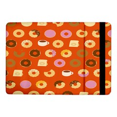 Coffee Donut Cakes Samsung Galaxy Tab Pro 10 1  Flip Case by Mariart
