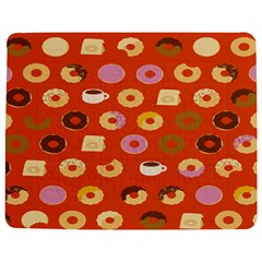 Coffee Donut Cakes Jigsaw Puzzle Photo Stand (rectangular) by Mariart