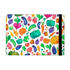 Pattern Autumn White Ipad Mini 2 Flip Cases by Mishacat