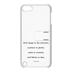 Inspirational Quote (arthur Young) Apple Ipod Touch 5 Hardshell Case With Stand by DeneWestUK