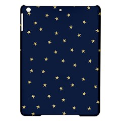 Navy/gold Stars Ipad Air Hardshell Cases by Colorfulart23