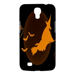 Day Hallowiin Ghost Bat Cobwebs Full Moon Spider Samsung Galaxy Mega 6 3  I9200 Hardshell Case by Mariart