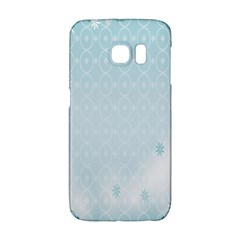 Flower Blue Polka Plaid Sexy Star Love Heart Galaxy S6 Edge by Mariart