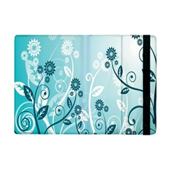 Flower Blue River Star Sunflower Ipad Mini 2 Flip Cases by Mariart