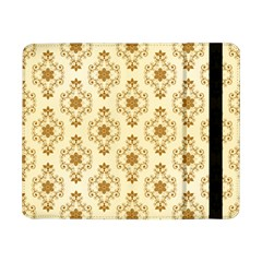 Flower Brown Star Rose Samsung Galaxy Tab Pro 8 4  Flip Case by Mariart