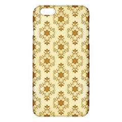 Flower Brown Star Rose Iphone 6 Plus/6s Plus Tpu Case by Mariart