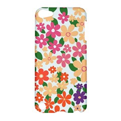 Flower Floral Rainbow Rose Apple Ipod Touch 5 Hardshell Case by Mariart