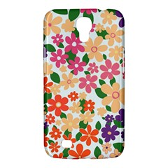 Flower Floral Rainbow Rose Samsung Galaxy Mega 6 3  I9200 Hardshell Case by Mariart