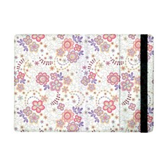 Flower Floral Sunflower Rose Purple Red Star Ipad Mini 2 Flip Cases by Mariart