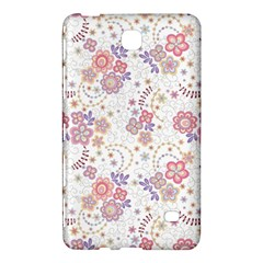 Flower Floral Sunflower Rose Purple Red Star Samsung Galaxy Tab 4 (7 ) Hardshell Case  by Mariart