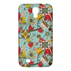 Flower Fruit Star Polka Rainbow Rose Samsung Galaxy Mega 6 3  I9200 Hardshell Case by Mariart