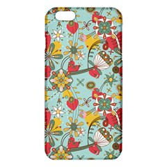 Flower Fruit Star Polka Rainbow Rose Iphone 6 Plus/6s Plus Tpu Case by Mariart