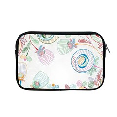 Flower Rainbow Circle Polka Leaf Sexy Apple Macbook Pro 13  Zipper Case by Mariart