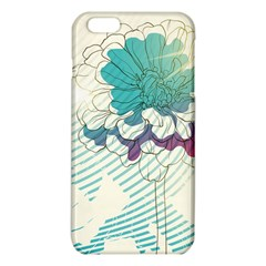 Flower Rose Purple Sunflower Lotus Iphone 6 Plus/6s Plus Tpu Case by Mariart